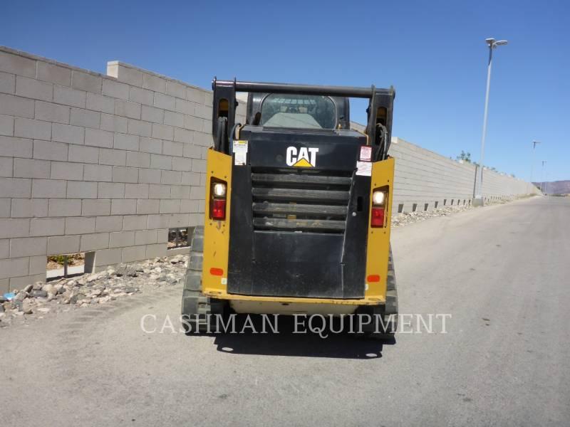 Caterpillar ÎNCĂRCĂTOARE CU ŞENILE 259D equipment  photo 6