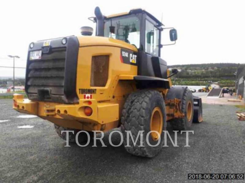 CATERPILLAR PALE GOMMATE/PALE GOMMATE MULTIUSO 924K equipment  photo 4