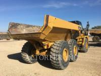 CATERPILLAR ARTICULATED TRUCKS 725 equipment  photo 5