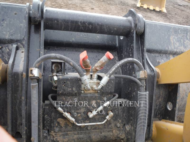 CATERPILLAR BACKHOE LOADERS 420F 4ETCB equipment  photo 6