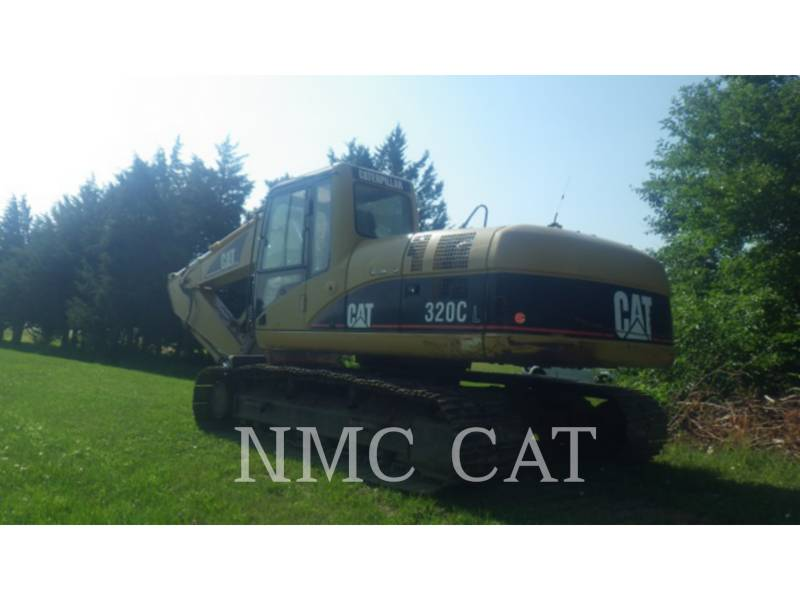 CATERPILLAR PELLES SUR CHAINES 320CL equipment  photo 2