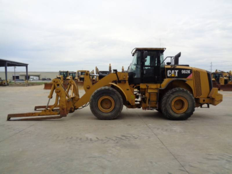 Caterpillar ÎNCĂRCĂTOARE PE ROŢI/PORTSCULE INTEGRATE 962K equipment  photo 2