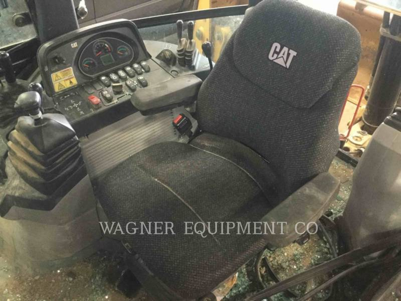 CATERPILLAR BACKHOE LOADERS 420F 4WDE equipment  photo 6