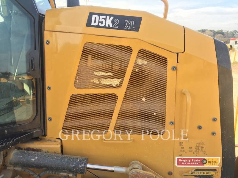 Caterpillar TRACTOARE CU ŞENILE D5K2XL equipment  photo 13