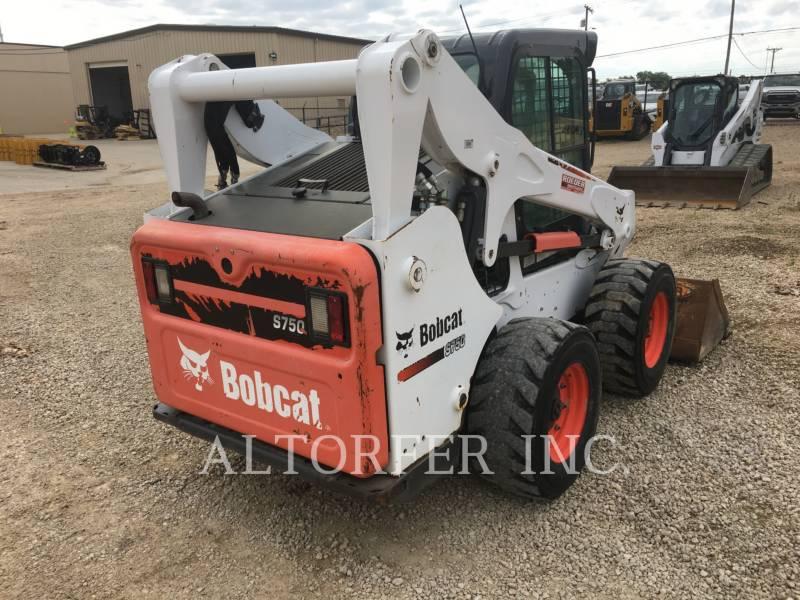 BOBCAT スキッド・ステア・ローダ S750 equipment  photo 5