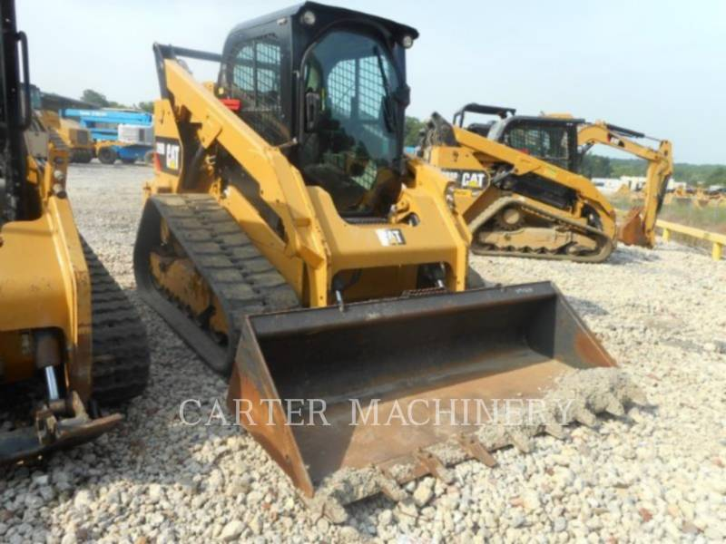 CATERPILLAR SKID STEER LOADERS 289D AC equipment  photo 1