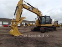 CATERPILLAR EXCAVADORAS DE CADENAS 335FL CR equipment  photo 1