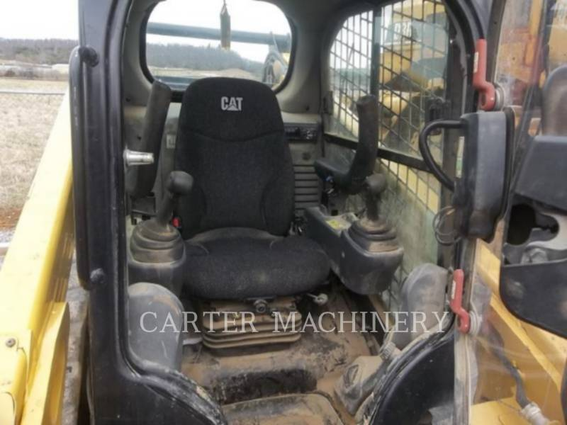 CATERPILLAR CHARGEURS COMPACTS RIGIDES 299D AC equipment  photo 9