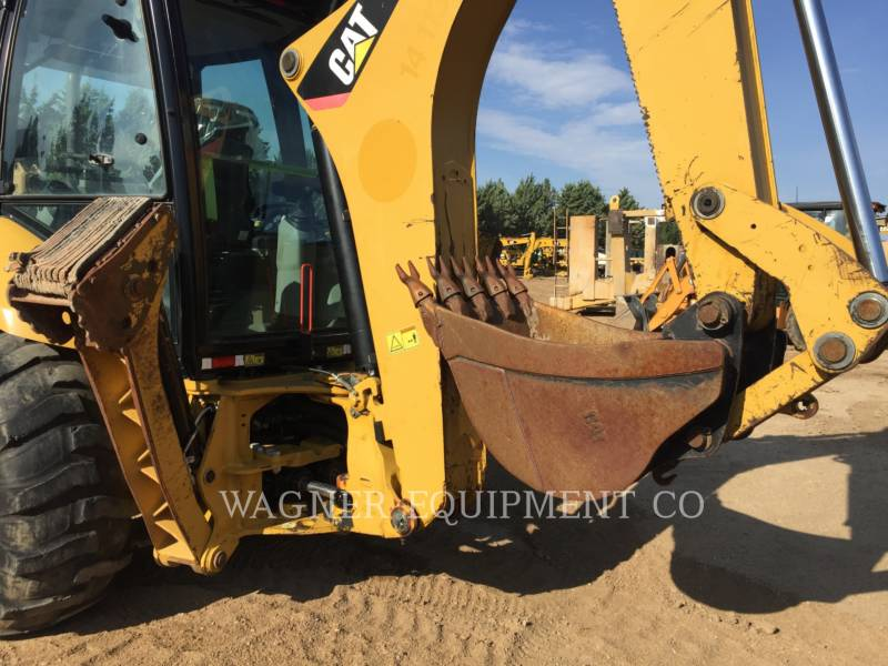 CATERPILLAR BAGGERLADER 420EST equipment  photo 9