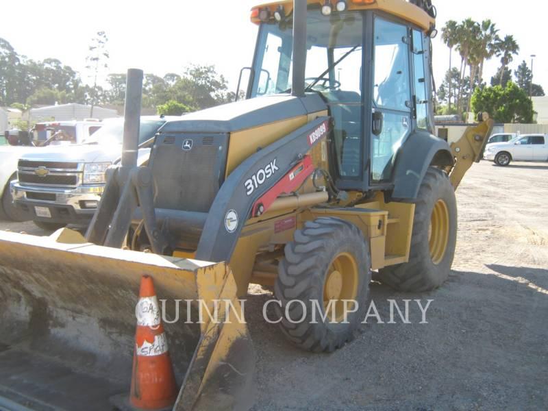 JOHN DEERE RETROEXCAVADORAS CARGADORAS 310 equipment  photo 3
