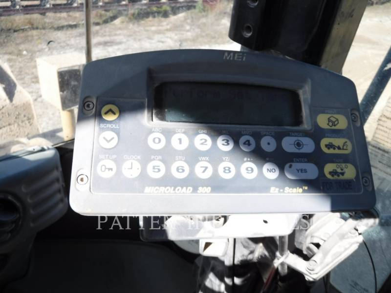 CATERPILLAR RADLADER/INDUSTRIE-RADLADER 980H equipment  photo 8