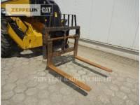 CATERPILLAR TELEHANDLER TH417CGC equipment  photo 7