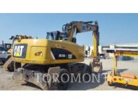 CATERPILLAR TRACK EXCAVATORS M318D equipment  photo 4