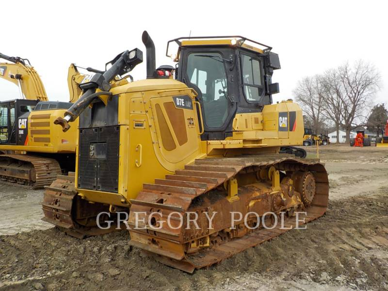 CATERPILLAR TRACK TYPE TRACTORS D7ELGP equipment  photo 1