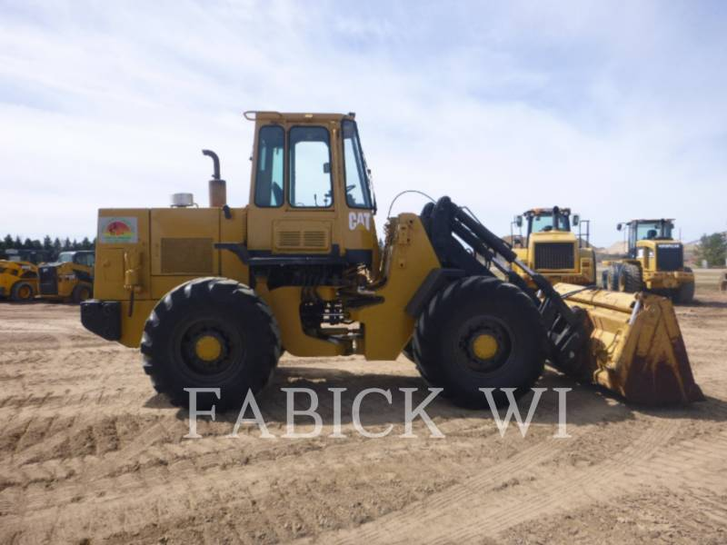 CATERPILLAR CARGADORES DE RUEDAS IT28 equipment  photo 3