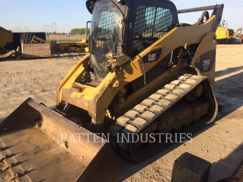 CATERPILLAR MISCELLANEOUS / OTHER EQUIPMENT 299C 2AIHX equipment  photo 3