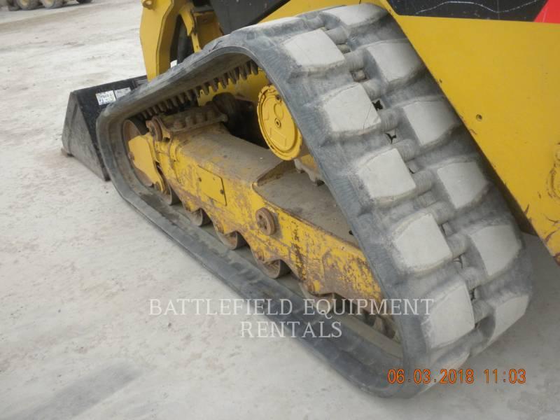CATERPILLAR MULTI TERRAIN LOADERS 289C equipment  photo 9