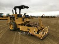 Equipment photo CATERPILLAR CP-323C TRILLENDE ENKELE TROMMEL OPVULLING 1