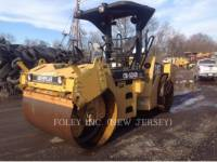 Equipment photo CATERPILLAR CB-534DXW TANDEMVIBRATIONSWALZE, ASPHALT 1