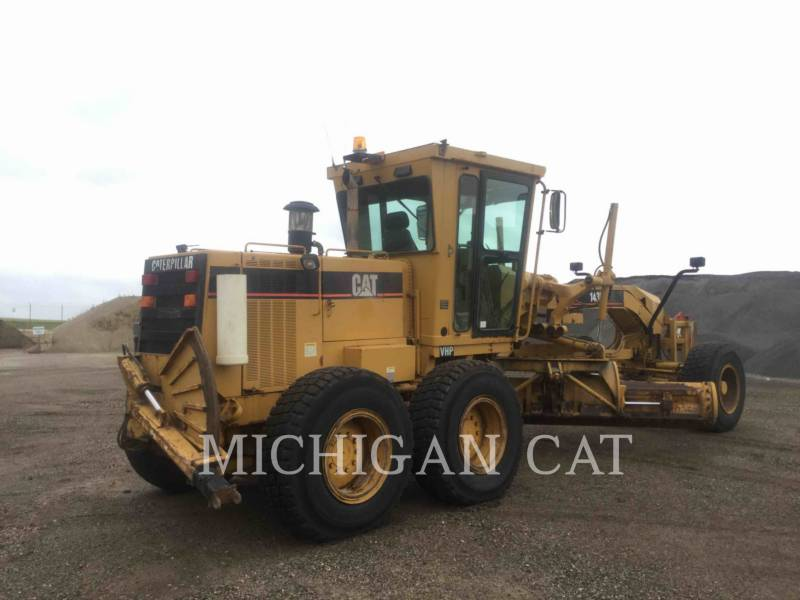 CATERPILLAR MOTOR GRADERS 143H equipment  photo 4