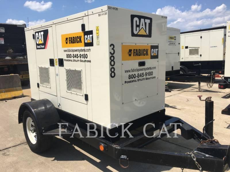 CATERPILLAR Grupos electrógenos móviles XQ 30 equipment  photo 2