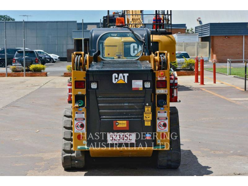CATERPILLAR MULTI TERRAIN LOADERS 239DLRC equipment  photo 8