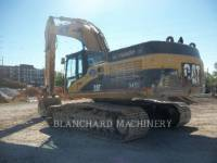 CATERPILLAR TRACK EXCAVATORS 345C equipment  photo 3