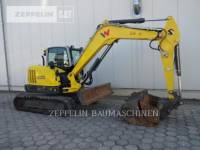WACKER CORPORATION TRACK EXCAVATORS EZ80 equipment  photo 7