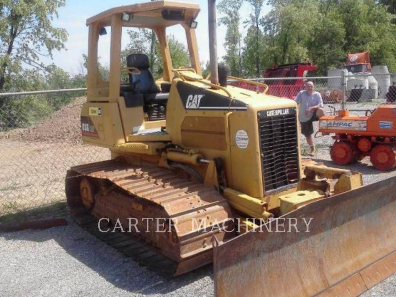 CATERPILLAR TRACK TYPE TRACTORS D3GLGP equipment  photo 1