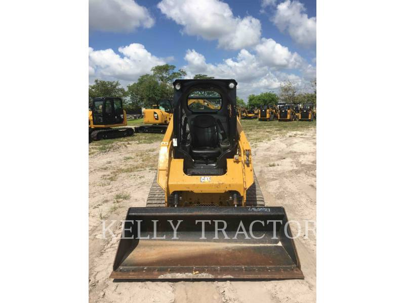 CATERPILLAR CHARGEURS TOUT TERRAIN 257D equipment  photo 7