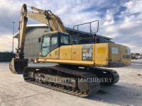 Equipment photo KOMATSU PC400LC-7L KETTEN-HYDRAULIKBAGGER 1