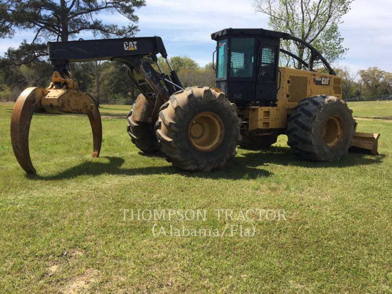 CATERPILLAR FORESTRY - SKIDDER 525D equipment  photo 10