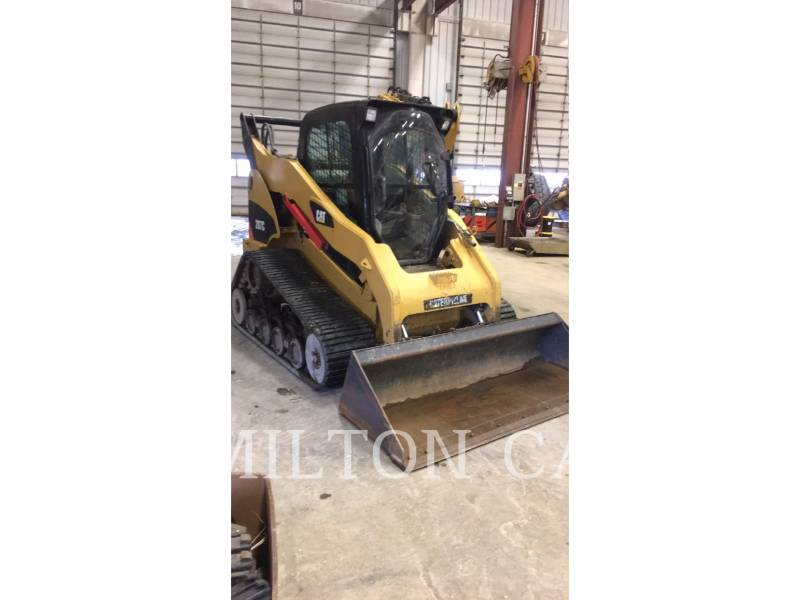 CATERPILLAR MULTI TERRAIN LOADERS 287C equipment  photo 2