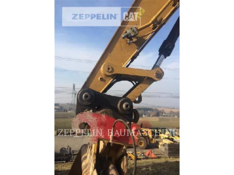CATERPILLAR KOPARKI GĄSIENICOWE 320EL equipment  photo 14