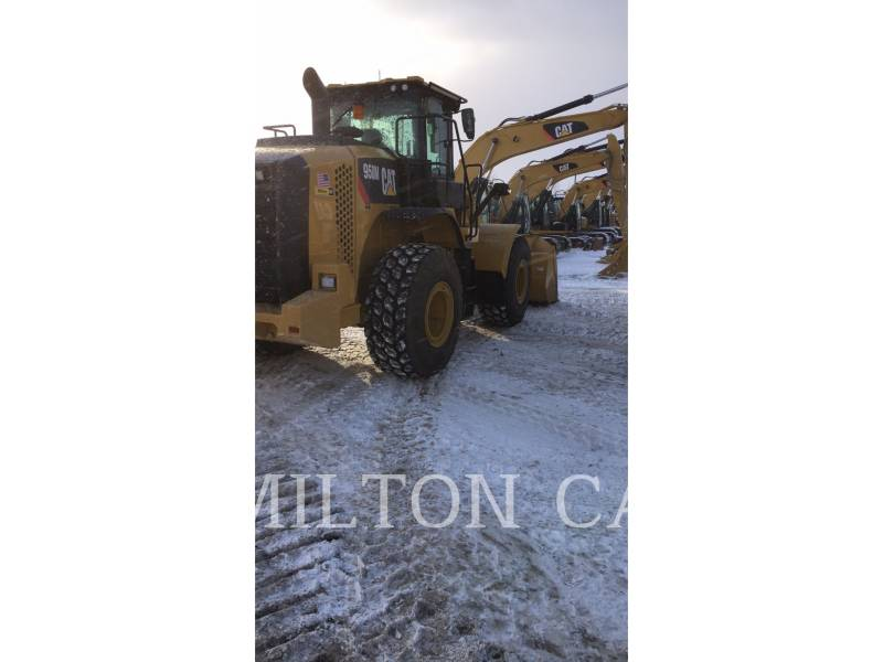 CATERPILLAR CARGADORES DE RUEDAS 950M 2V equipment  photo 4
