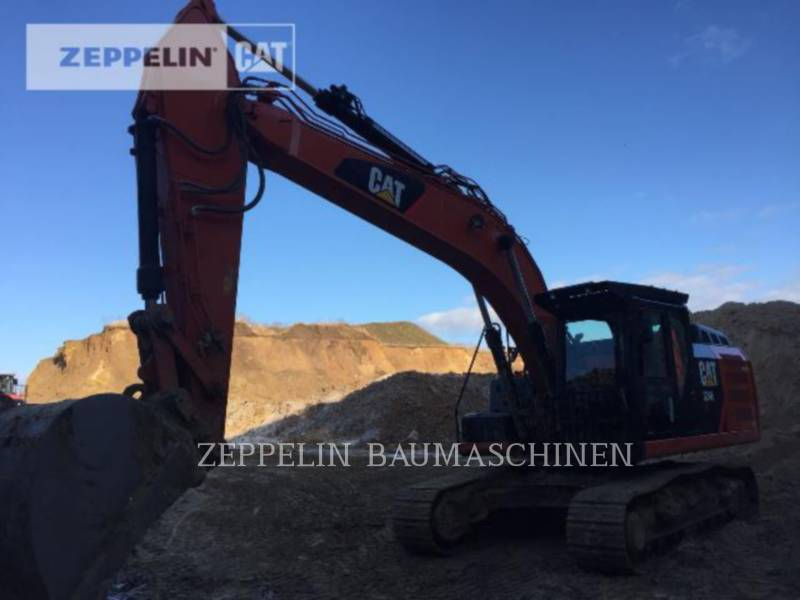 CATERPILLAR KETTEN-HYDRAULIKBAGGER 324ELN equipment  photo 3