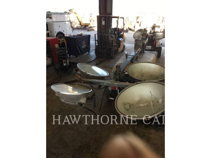 WACKER CORPORATION LIGHT TOWER LTN6C LITE equipment  photo 2