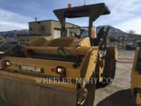 CATERPILLAR TANDEMVIBRATIONSWALZE, ASPHALT CB64 VV equipment  photo 3