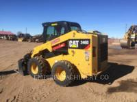 CATERPILLAR CHARGEURS COMPACTS RIGIDES 246D CA equipment  photo 1