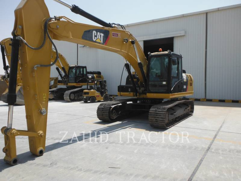 Caterpillar EXCAVATOARE PE ŞENILE 320D2L equipment  photo 2