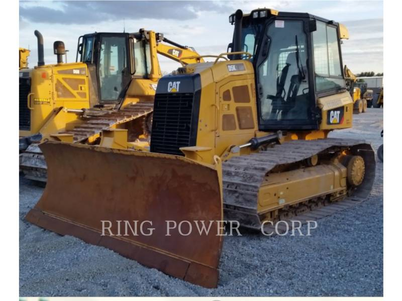 CATERPILLAR KETTENDOZER D5K2LGPCAB equipment  photo 1