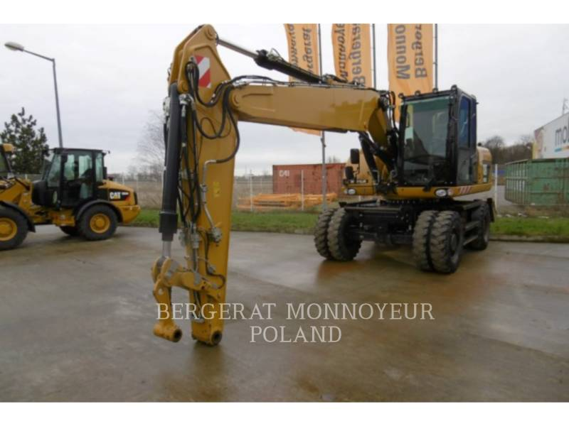 CATERPILLAR PELLES SUR PNEUS M315D equipment  photo 6