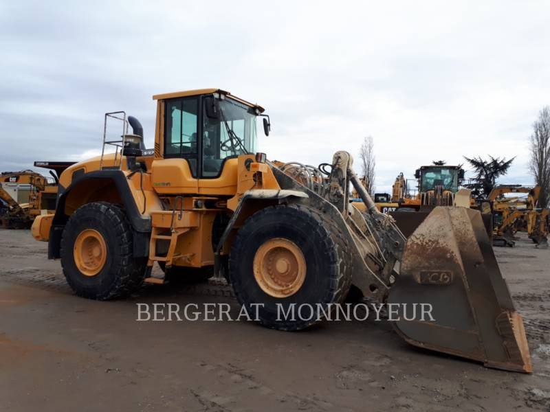 VOLVO CONSTRUCTION EQUIPMENT WHEEL LOADERS/INTEGRATED TOOLCARRIERS L150 equipment  photo 3