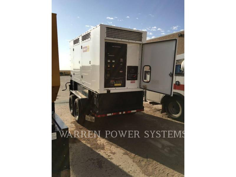 NORAM PORTABLE GENERATOR SETS N150 equipment  photo 8