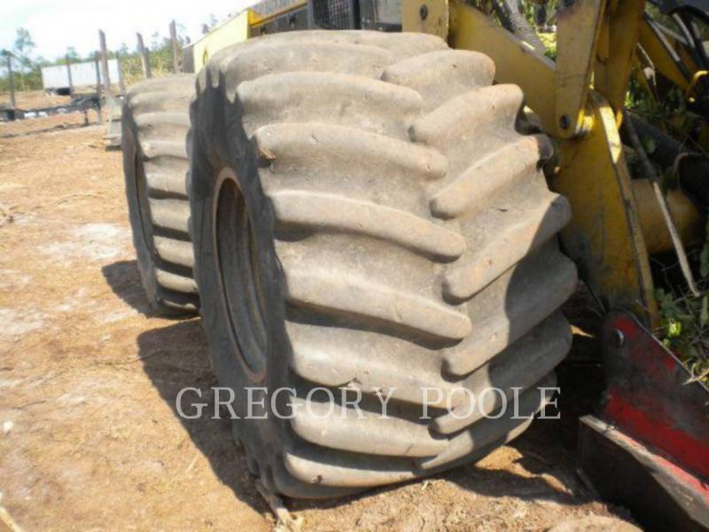 CATERPILLAR FORESTRY - FELLER BUNCHERS - WHEEL 573 equipment  photo 35