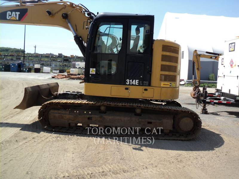 CATERPILLAR ESCAVADEIRAS 314 E L CR equipment  photo 8