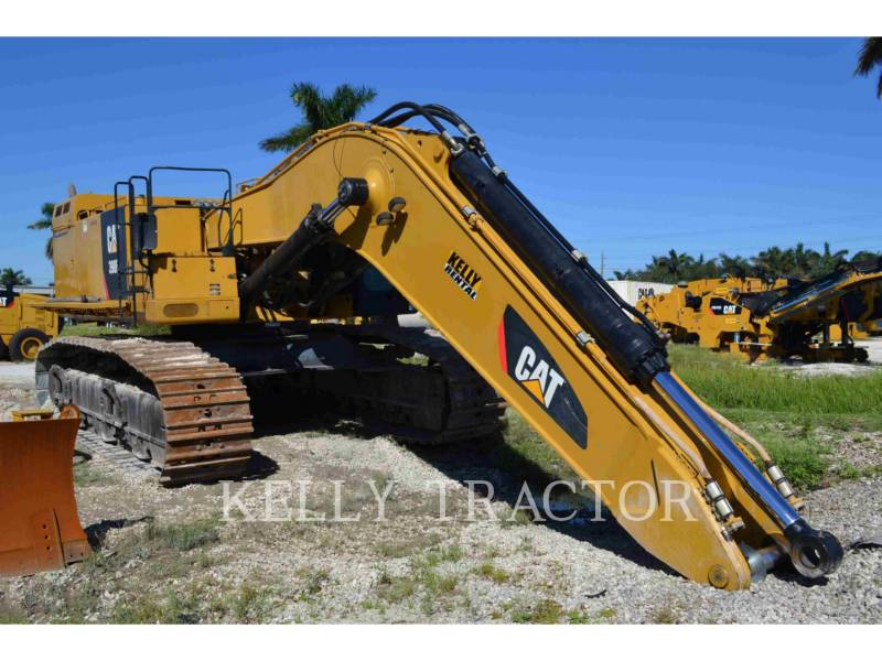 CATERPILLAR TRACK EXCAVATORS 390FL equipment  photo 3