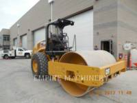 CATERPILLAR VIBRATORY SINGLE DRUM SMOOTH CS54B equipment  photo 1