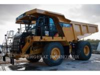 Equipment photo CATERPILLAR 775F CAMIONES RÍGIDOS 1