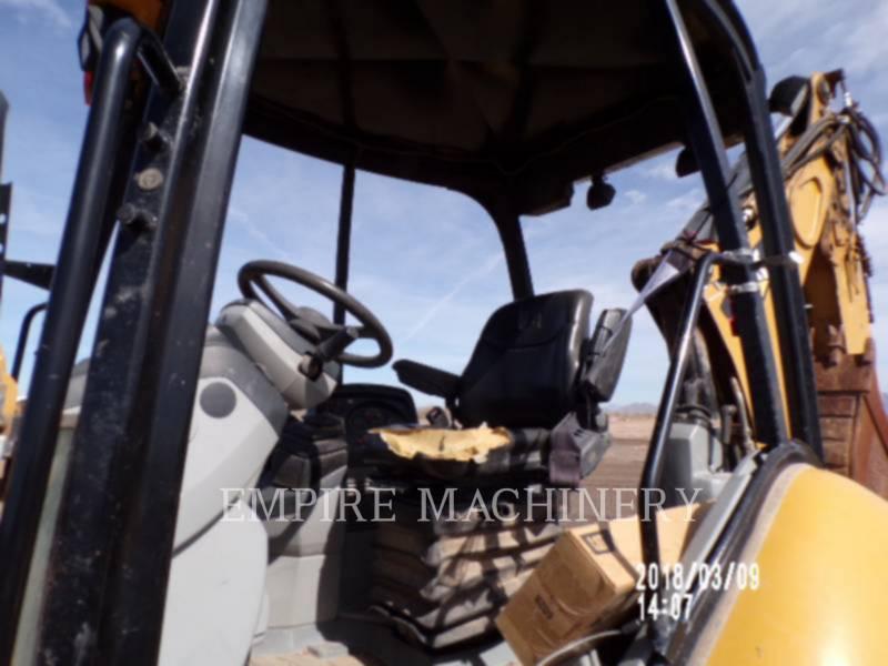 CATERPILLAR BACKHOE LOADERS 420FIT equipment  photo 3